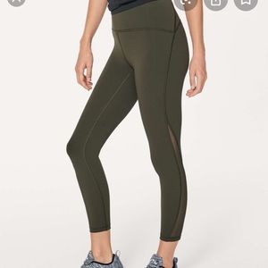 Lululemon Train Times pant. 7/8.
